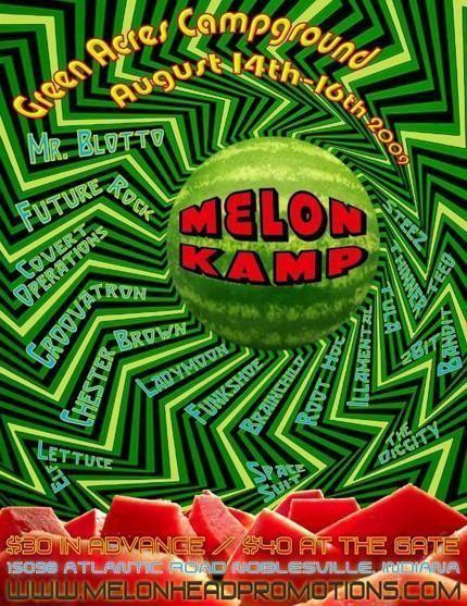 Melon Kamp 2009