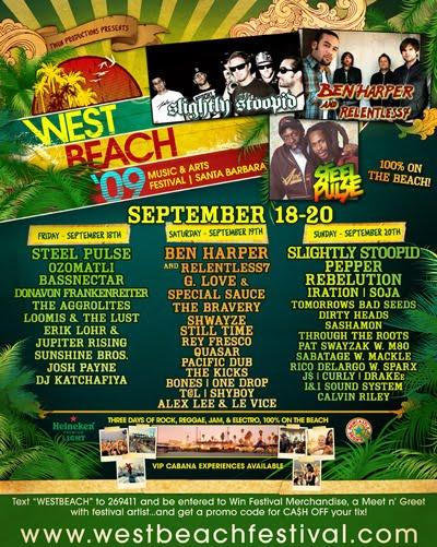 West Beach 2009