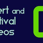 Concert & Festival Videos