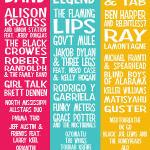 The Hangout Festival 2010 Festival Schedule: Fri, Sat & Sun