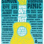 Hangout Music Fest 2011 Announces  Lineup: Paul Simon, Widespread Panic & More