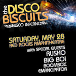 Bisco Inferno 2011 with Disco Biscuits, Rusko, Big Boi & More