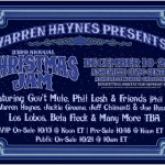 Warren Haynes Presents Christmas Jam ~ Dec. 10th, 2011