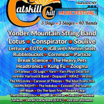 Catskill Chill ~ September 7th-9th, 2012