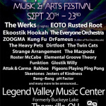 The Werk Out Music Festival Announces 2012 Lineup: The Werks, EOTO, Rusted Root & More