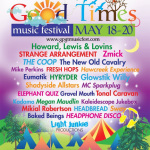 Good People Good Times 2012 Announces Dates and Lineup