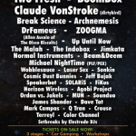 Mint Green Music Festival Announces 2012 Lineup: Two Fresh, BoomBox, Break Science & More