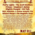 Wakarusa 2012 Announcement: Pretty Lights, Avett Brothers, Primus & More