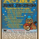 Romp Bluegrass Festival Announces 2012 Dates and Lineup: Old Crow Medicine Show, Greensky Bluegrass & More