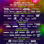 Starscape 2012 Lineup and Schedule: Shpongle, Two Fresh, Conspirator & More