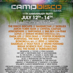 Camp Bisco 11 Announces Initial Lineup