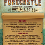 Forecastle Announces 2012 Initial Lineup: MMJ, Bassnectar, Atmosphere, Galactic, & More