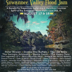 Suwannee Valley Flood Jam Announces Dates and Lineup: Peter Rowan, Donna The Buffalo, Lee Boys & More