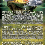 Gnarnia 2012 Lineup and Schedule: Beats Antique, Conspirator, 7 Walkers & More