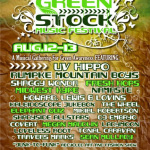 Green-Stock Music Festival ~ August 10th & 11th, 2012