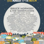 10th Anniversary Hoxeyville Music Festival ~ August 17th-19th, 2012