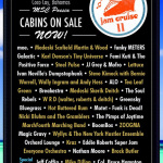 Jam Cruise 11 Announces Lineup & Cabins Are On Sale Now