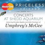 Brendan Bayliss and Jake Cinninger to Play Acoustic Show at Shedd Aquarium 12.11.12