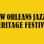 Video ~ Official Jazz Fest 2013 Talent Announcement