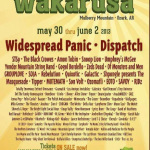 The 10th Annual Wakarusa 2013 Announces Dates and Full Lineup: Widespread Panic, STS9, Dispatch, Umphrey's McGee & More