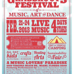 Virginia Key GrassRoots Festival of Music, Art, & Dance 2013