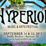 Video ~ Hyperion Music & Arts Festival 2012 Recap