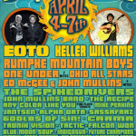 Hoopla in the Hills Announce 2013 Initial Lineup: EOTO, Keller Williams & More