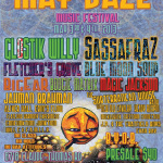 May Daze Announces 2013 Dates and Lineup: Glostik Willy, Sassafraz, Jahman Brahman & More