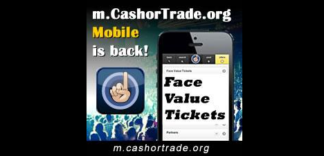 CashOrTrade.org Mobile App