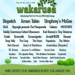 Wakarusa 2013 Lineup Announcement Round 2: Umphrey's, Shpongle, Papadosio & More