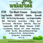 Wakarusa 2013 Lineup Announcement Round 3: STS9, The Black Crowes, Snoop & More