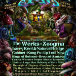 Mad Tea Party Jam Announce 2013 Dates and Lineup: The Werks, Zoogma, Larry Keel & More