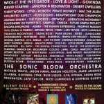 "Sonic Bloom ""The Unified Field"" 2013 with Vibesqaud, Random Rab, Minnesota & More"