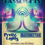 Bassnectar and Pretty Lights Announce Basslights October 18th & 19th, 2013