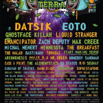 Bella Terra 2013 Release Dates and Lineup: Datski, EOTO, Emancipator & More