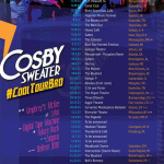 Cosby Sweater Announce 2013 Fall Tour #CoolTourBro
