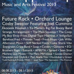 Whippersnap 2013 Announces Dates and Lineup: Future Rock, Orchard Lounge, Cosby Sweater & More