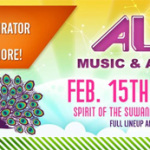 Videos ~ Highlights from the 2013 Aura Music & Arts Festival