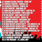 "Video ~ Big Gigantic ""Sky High"" Fall Tour 2013"