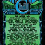 Catskill Chill Release 2013 Dates and Lineup: The Meter Men, Lotus, Galactic & More