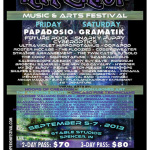 Hyperion 2013 Headlined by Papadosio, Gramatik, Future Rock & More
