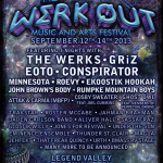 The Werk Out Announce 2013 Dates and Lineup: The Werks, GRiZ, EOTO, Conspirator & More