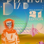 The Grateful Dead 2013 Almanac is Here!