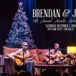 Brendan & Jake of Umphrey's Announce 11th Annual Holiday Show at The Park West