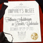 Umphrey's McGee Announce 2013 NYE Run at the Fillmore Auditorium in Denver, CO