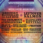 WinterWonderGrass Festival Announces 2014 Dates and Lineup: Greensky Bluegrass, Leftover Salmon & More