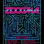 Zoogma Release 2014 Spring Tour Dates