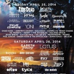 Announcing Euphoria 2014 Dates and Lineup: Zeds Dead, Lotus, Beats Antique & More