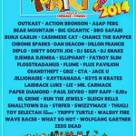 Mad Decent Block Party 2014 Announce Dates and Lineup: Outkast, Big Gigantic & More