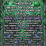 Rootwire Announces 2014 Dates and Lineup: Shpongle, Beats Antique, EOTO & More